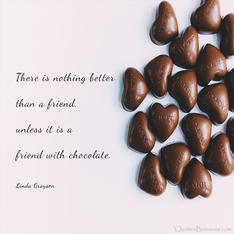 friends-with-chocolate-quote