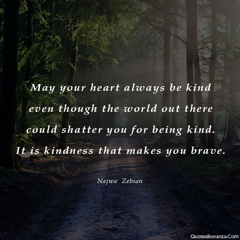 be kind quote